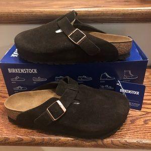 Birkenstock Boston clog Mocca Size 6 Medium New